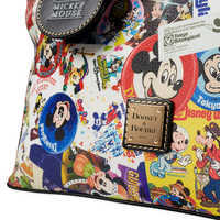 Image of Mickey Mouse Satchel by Dooney & Bourke # 8