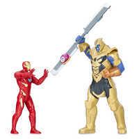 Image of Iron Man vs. Thanos Battle Set - Marvel's Avengers: Infinity War # 1