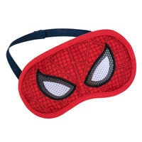 Image of Spider-Man Glow-in-the-Dark Costume Sleep Set for Boys # 6
