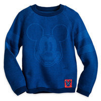 Mickey Mouse Pullover Sweater - Boys