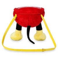 Image of Mickey Mouse Plush Crossbody Bag # 2