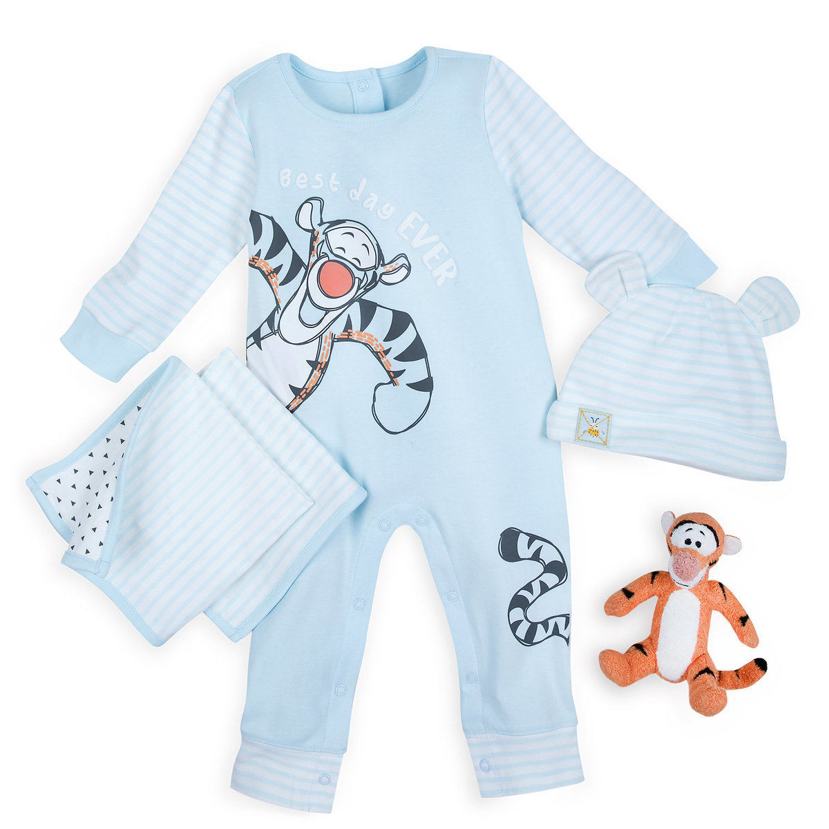 ca4bfcd6088c7 Product Image of Tigger Gift Set for Baby - Blue # 1