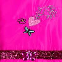 Image of Fancy Nancy Puffy Jacket for Kids - Personalizable # 4