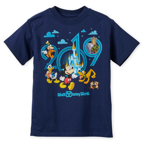 Clothing Box Subscription >> Mickey Mouse and Friends T-Shirt for Kids - Walt Disney World 2019 | shopDisney