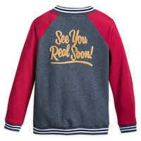 Image of The Mickey Mouse Club Varsity Jacket for Boys # 2