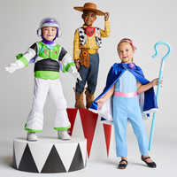 Image of Bo Peep Costume for Kids - Toy Story 4 # 7