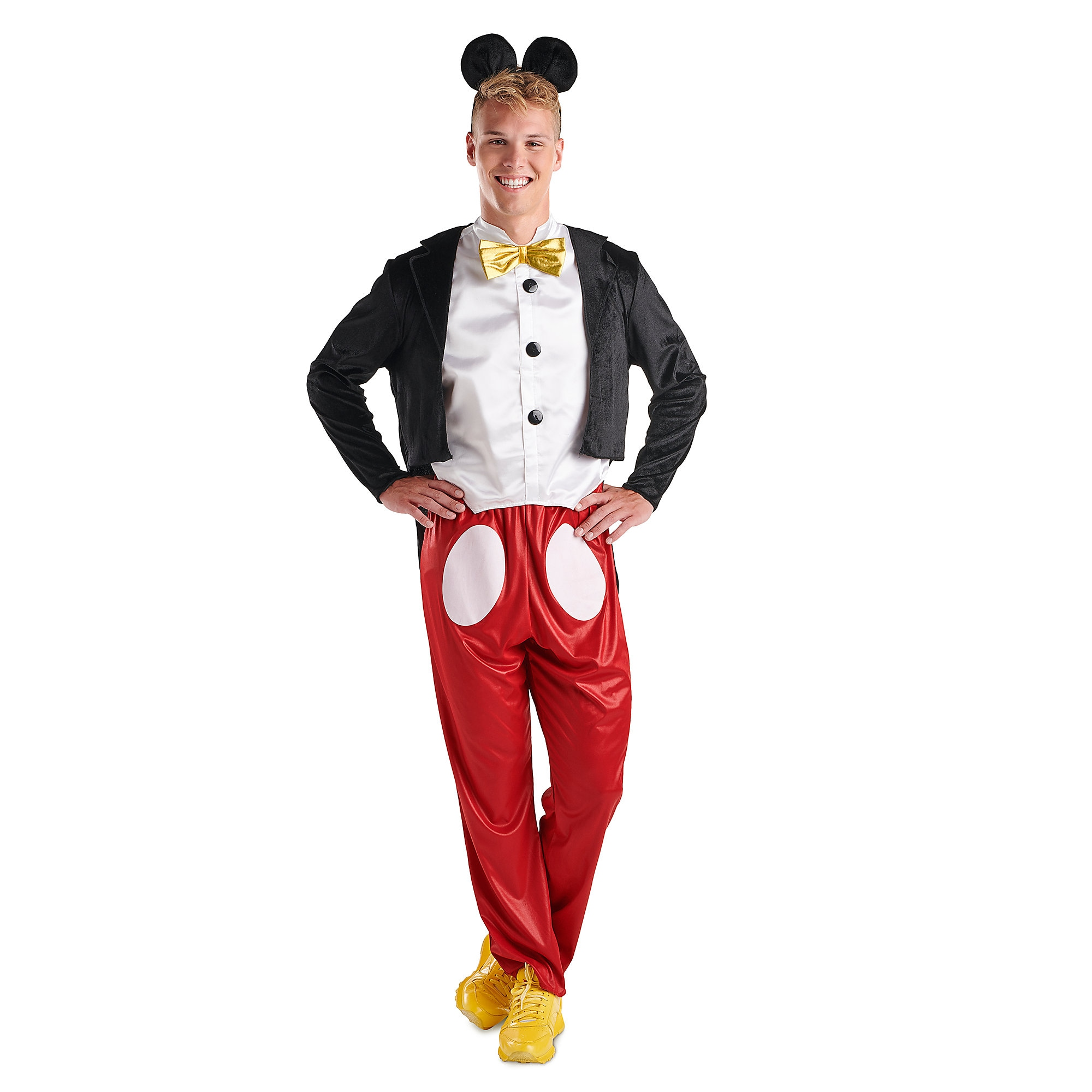 Mickey Mouse Costume for Adults by Disguise  sc 1 st  shopDisney & Mickey Mouse Costume for Adults by Disguise | shopDisney