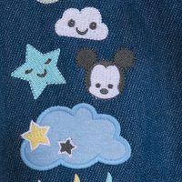 Image of Mickey Mouse Dungaree Set for Baby # 4