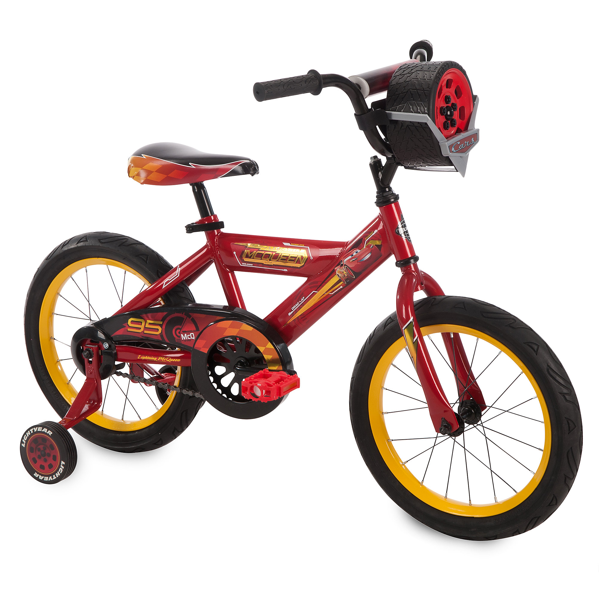 Lightning McQueen Bike by Huffy - Cars 3 - Large