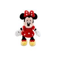 Minnie Mouse Plush - Red - Mini Bean Bag - 9 1/4''