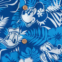 Image of Mickey Mouse and Friends Aloha Shirt for Men - Disney Hawaii # 4