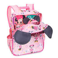 Image of Minnie Mouse Backpack for Kids - Personalized # 4