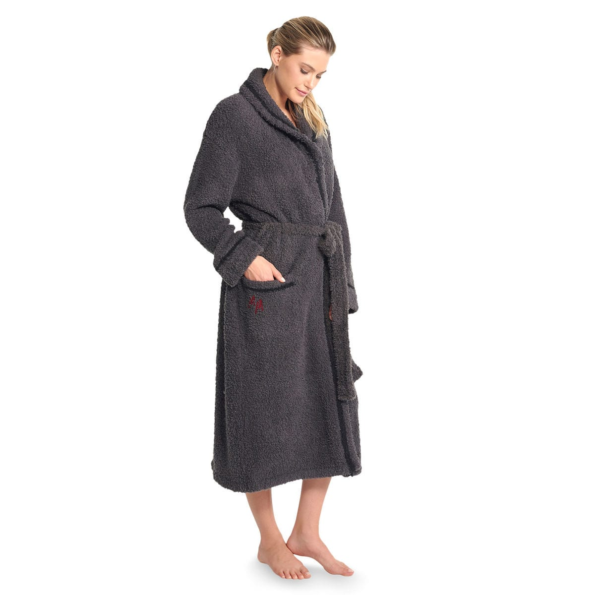 Product Image of Mickey Mouse Robe for Adults by Barefoot Dreams # 6