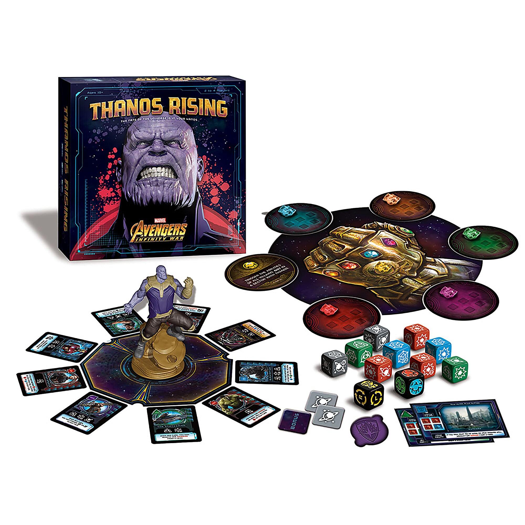 Thanos Rising Game - Marvel's Avengers: Infinity War