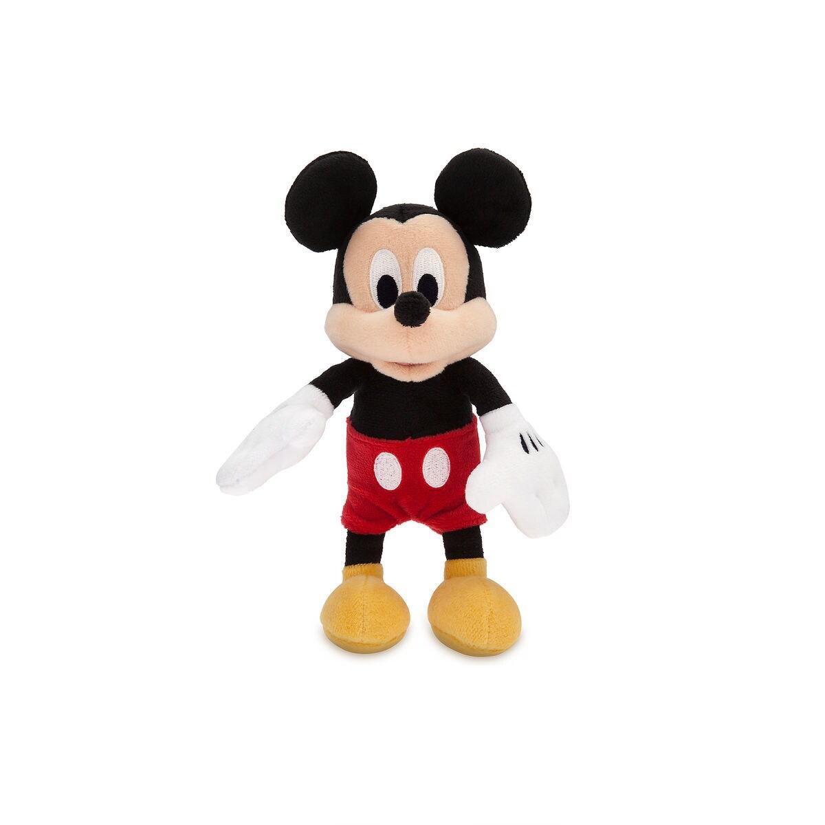 Mickey Mouse Plush Mini Bean Bag 9 Personalized Shopdisney