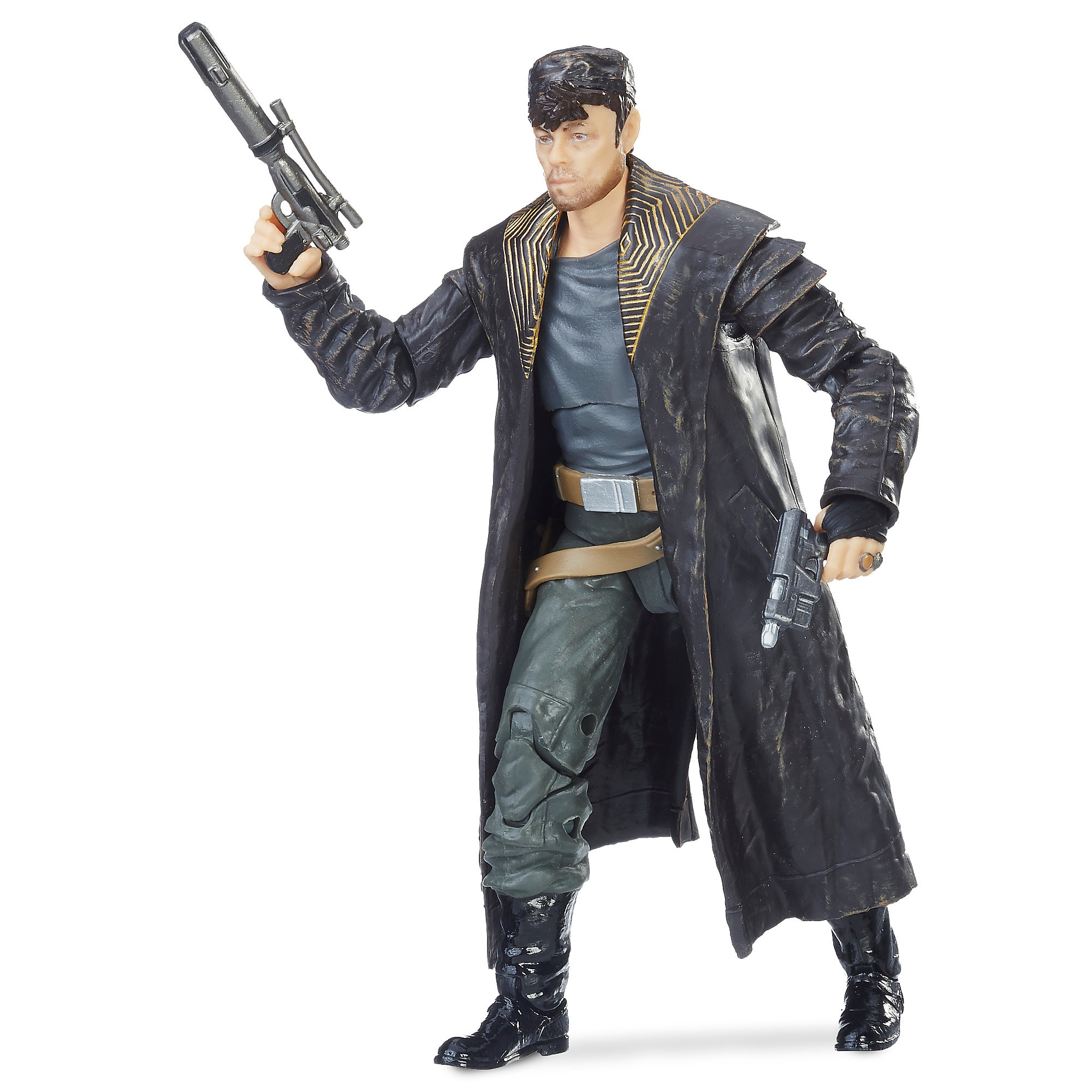 DJ (Canto Bight) Action Figure - Star Wars: The Last Jedi - The Black Series