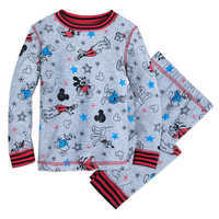 Image of Mickey Mouse and Friends PJ PALS for Boys # 1
