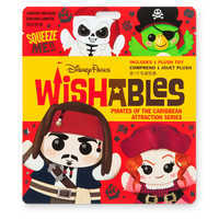 Image of Disney Parks Wishables Mystery Plush - Pirates of the Caribbean Attraction Series # 4