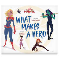 Image of Marvel's Captain Marvel What Makes a Hero Book # 1