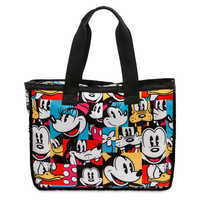 Image of Mickey Mouse and Friends Tote Bag # 1