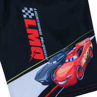 Image of Lightning McQueen and Jackson Storm Swim Trunks for Boys # 4