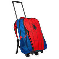 Image of Spider-Man Rolling Backpack - Personalized # 3
