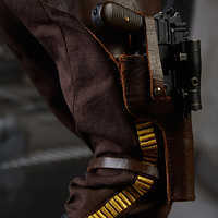 Image of Han Solo Premium Format Figure by Sideshow Collectibles - Limited Edition # 3