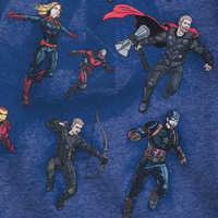 Image of Marvel's Avengers: Endgame Cast T-Shirt for Boys # 4