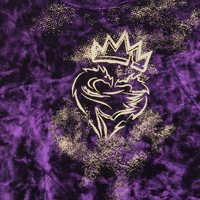 Image of Descendants Velvet Dress for Girls # 4