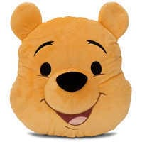 Image of Winnie the Pooh Plush Pillow - 15'' # 1