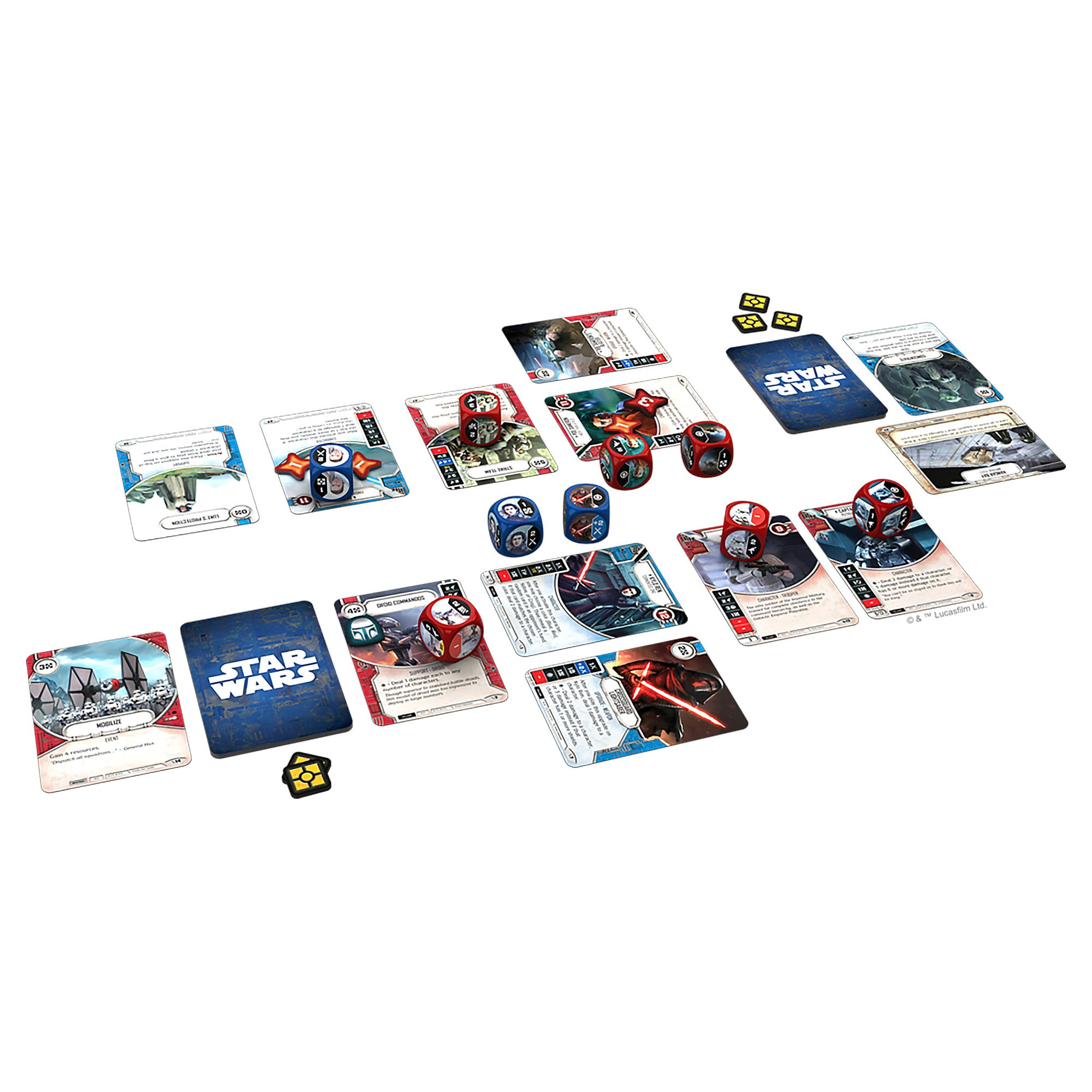 Star Wars: Destiny Game - Boba Fett Starter Set
