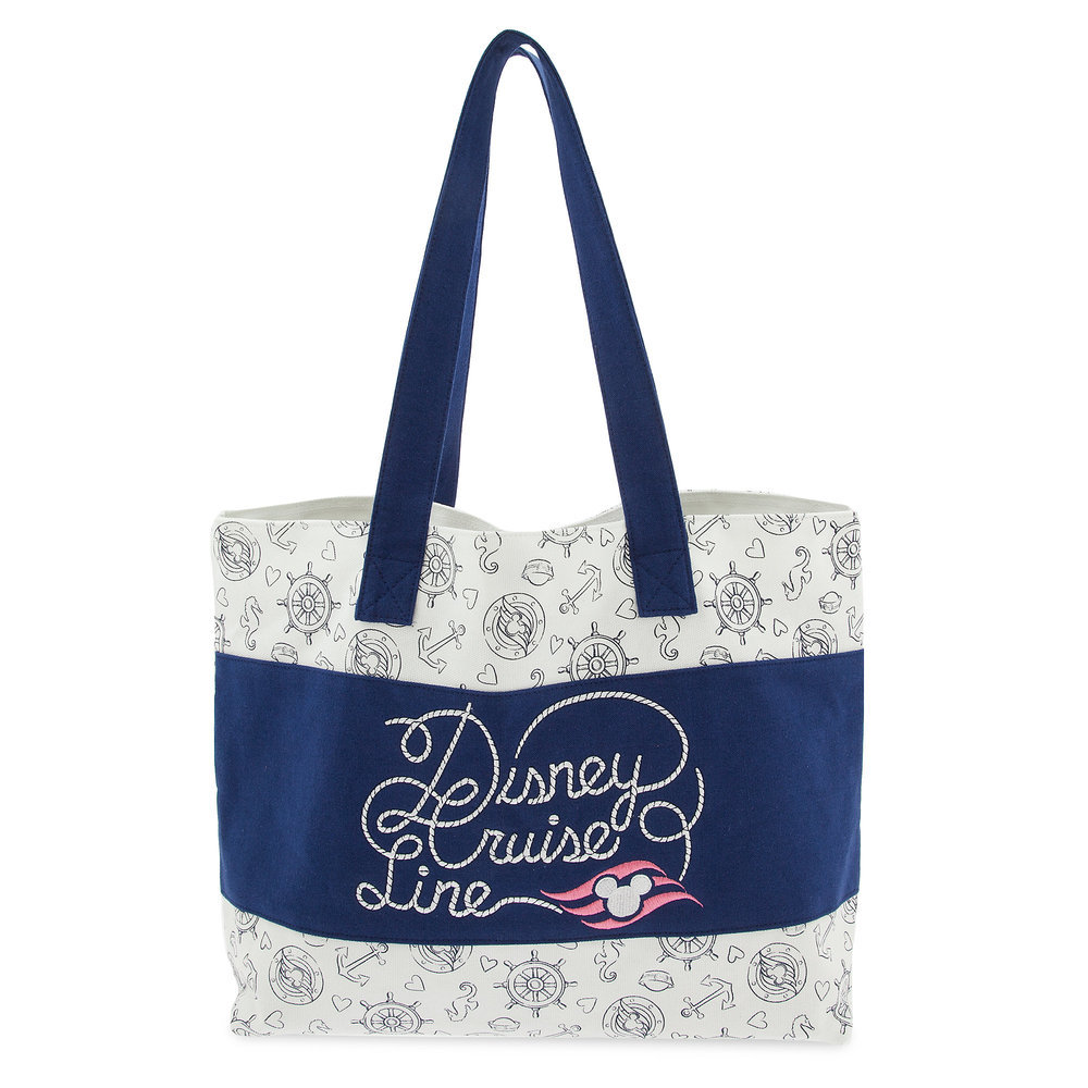 Minnie Mouse Tote Bag - Disney Cruise Line