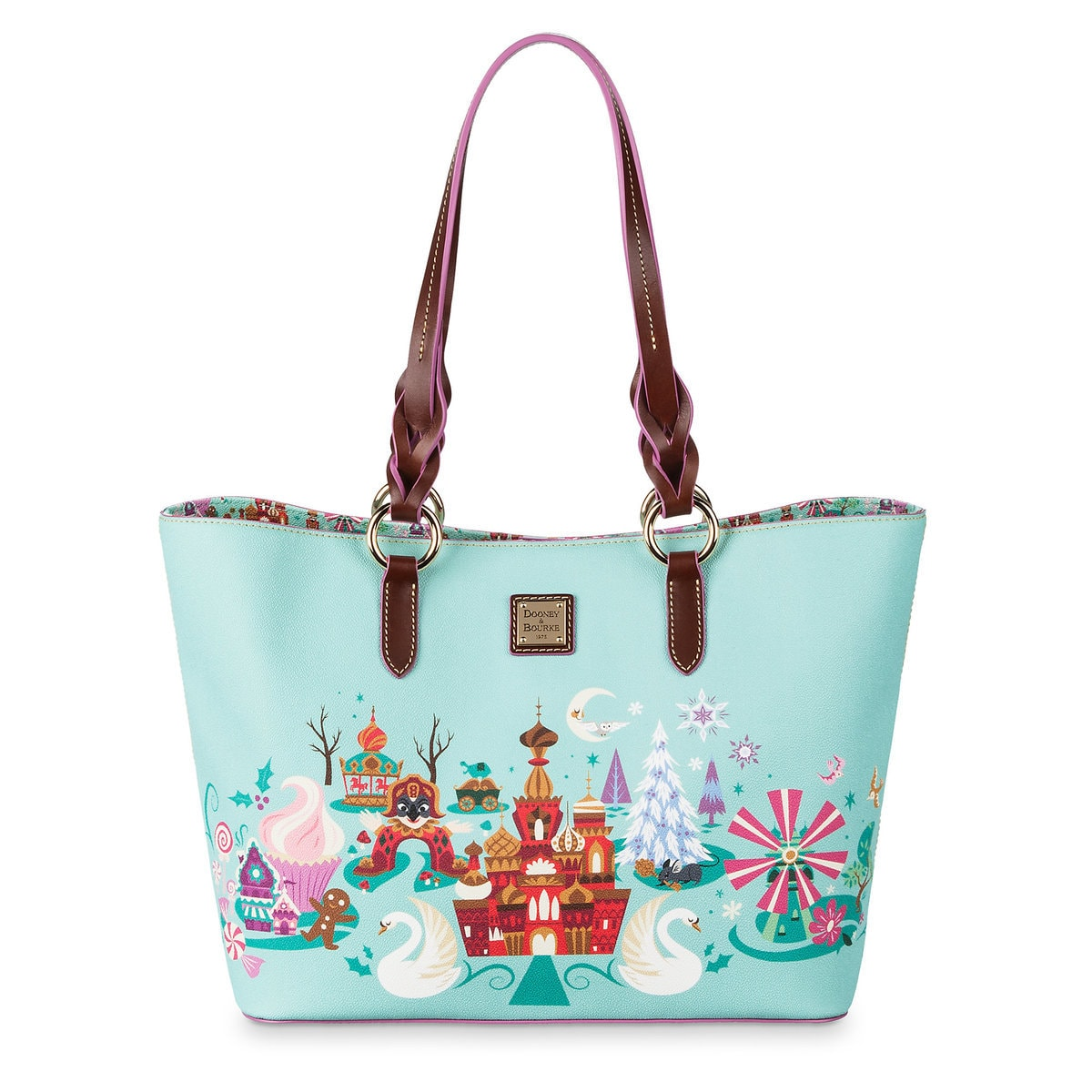 64b6693c6df376 Product Image of The Nutcracker and the Four Realms Tote by Dooney & Bourke  # 1