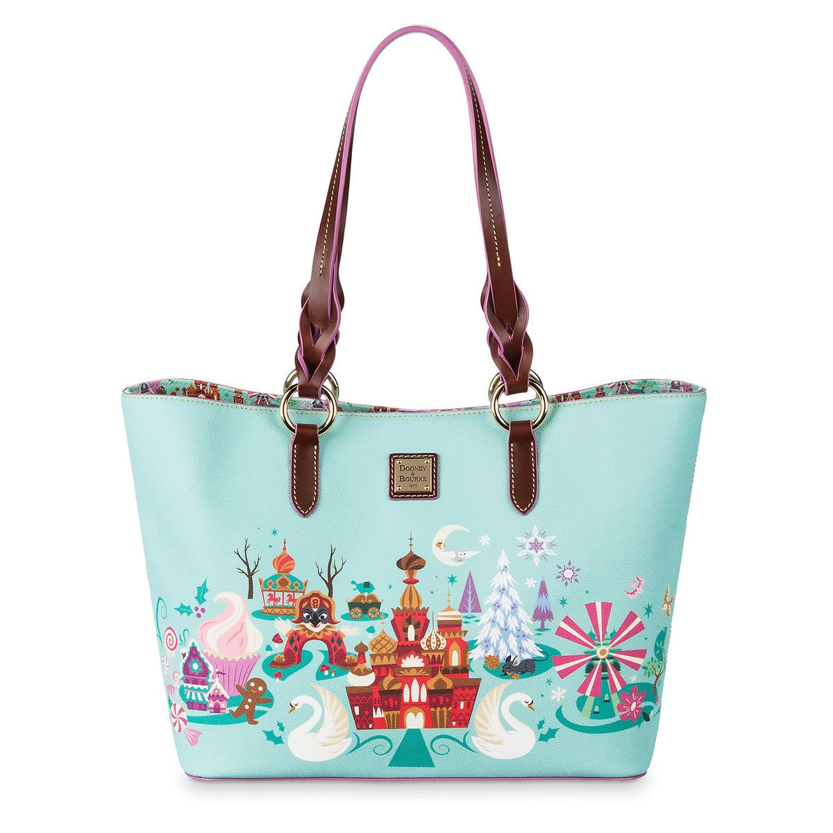 Product Image Of The Nuter And Four Realms Tote By Dooney Bourke 1