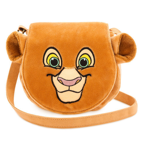 Nala Plush Crossbody Bag - The Lion King
