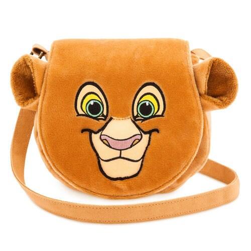 Nala Plush Crossbody Bag - The Lion King