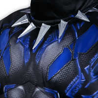 Image of Black Panther Light-Up Costume for Kids # 7