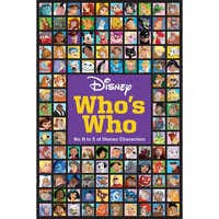 Image of Disney Who's Who Book # 1