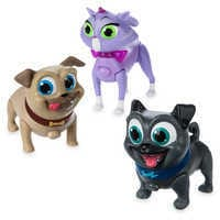 Image of Puppy Dog Pals Ultimate Doghouse Playset with Light-Up Figures # 6