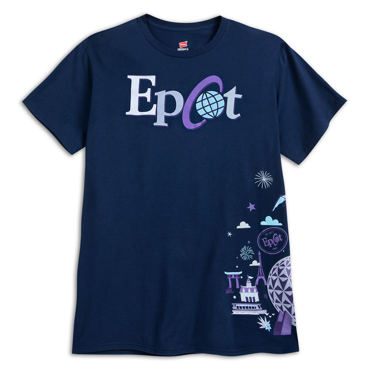 abc6ed5881279c Product Image of Epcot T-Shirt for Adults - Walt Disney World # 1