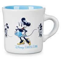 Image of Minnie Mouse Diner Mug - Disney Cruise Line # 1
