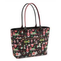 Image of Disney Parks Holiday Tote by Dooney & Bourke # 2