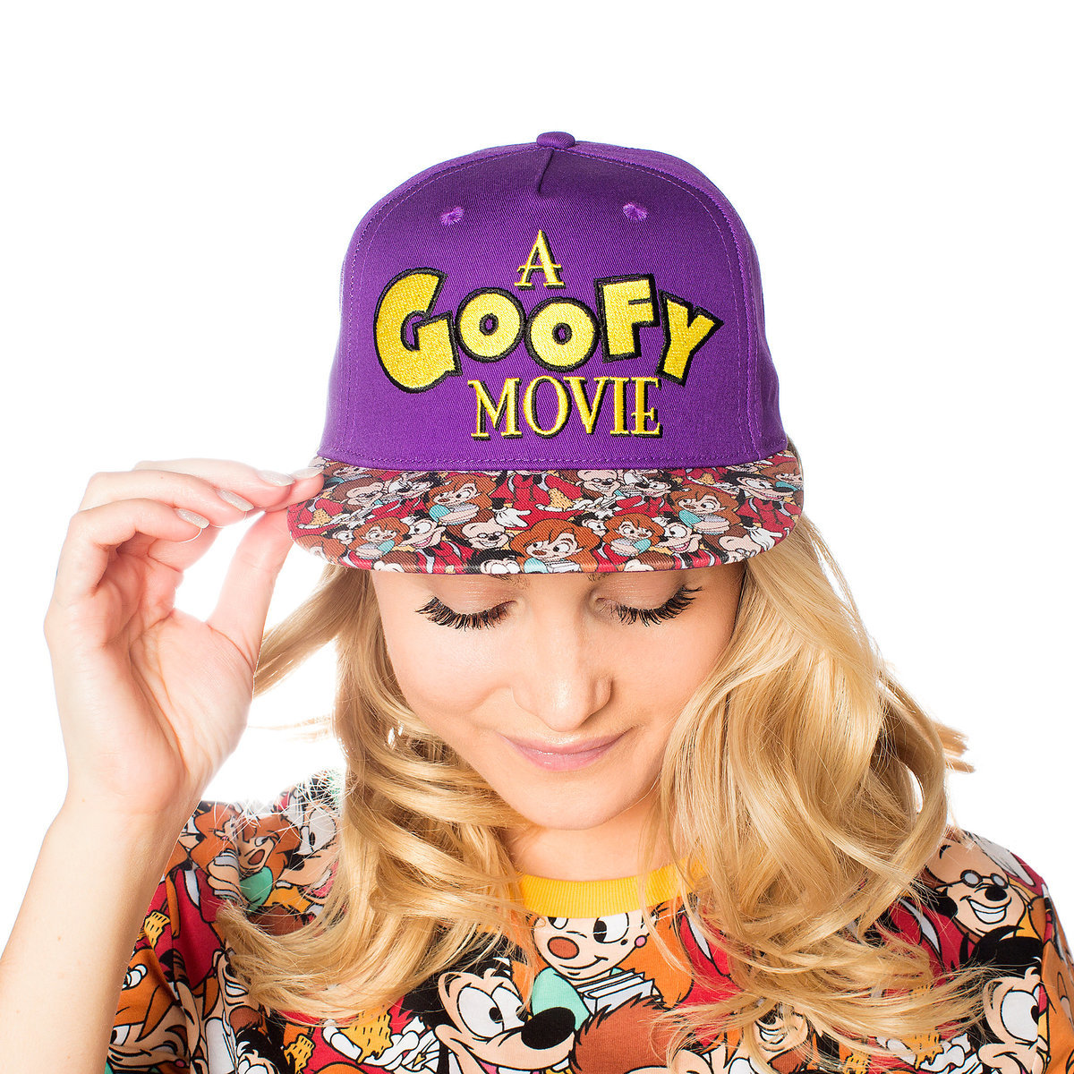 1a9f05bd3da5d A Goofy Movie Baseball Cap for Adults by Cakeworthy