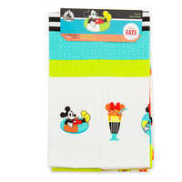 Image of Mickey and Minnie Mouse Kitchen Towel Set - Disney Eats # 3