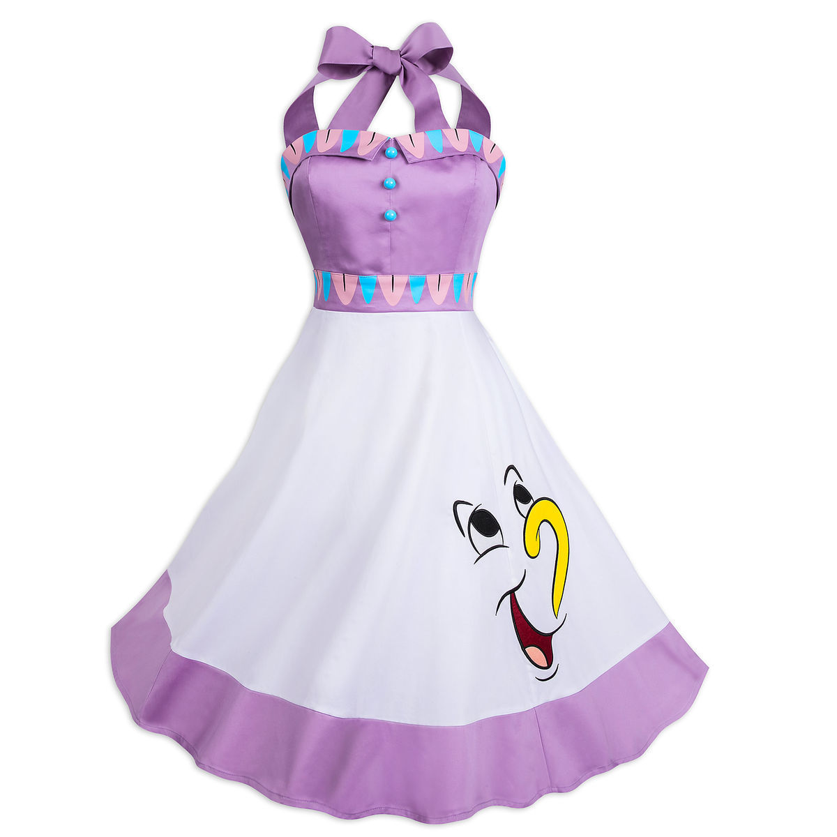 Mrs Potts And Chip Dress For Women Beauty And The Beast Shopdisney