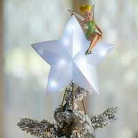 Image of Tinker Bell Light-Up Tree Topper # 5