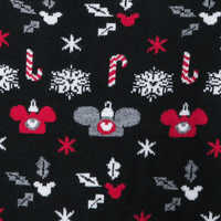 Image of Mickey Mouse Ear Hat ''Ugly'' Sweater for Women # 3