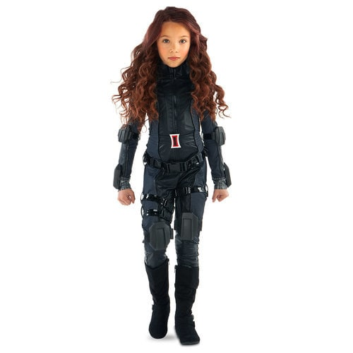 Black Widow Costume for Kids ? Captain America: Civil War