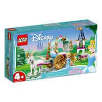 Image of Cinderella's Carriage Ride Playset by LEGO # 3