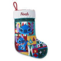 Image of Stitch Stocking - Personalizable # 1